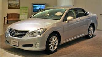 Toyota Crowb Japanese Rides Toyota Crown Majesta Electric Cars And