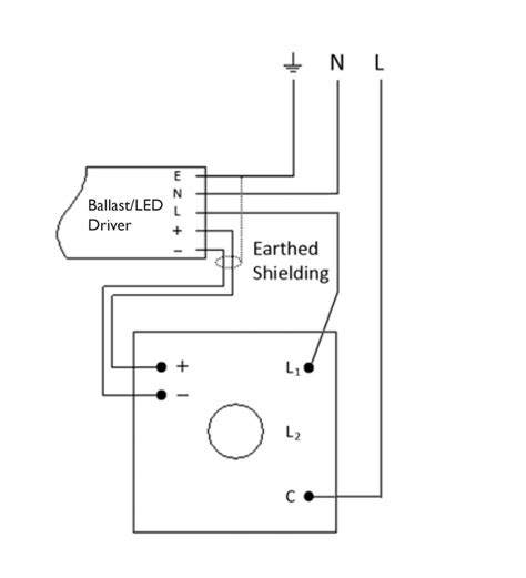 led driver dimmable 1 10v wiring diagram dimmable led