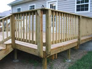 deck railing corner post deck pinterest posts build a deck and home