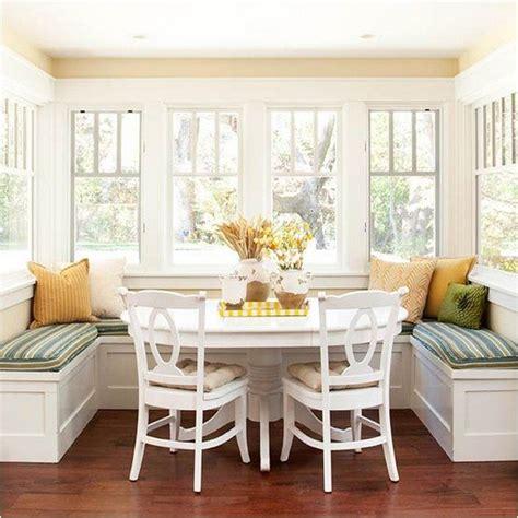 Kitchen With Breakfast Nook Designs by Breakfast Nook Plans For Your Kitchen Decor Around The World