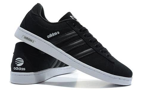 adidas originals cus neo canvas casual shoes black white adidas 549 72 75 adidas