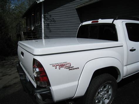 leer bed cover leer tonneau cover tacoma world