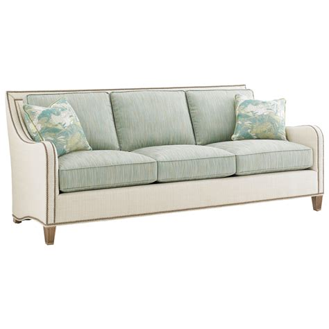 Bahama Sleeper Sofa by Bahama Home Palms Koko Sofa With Nailhead