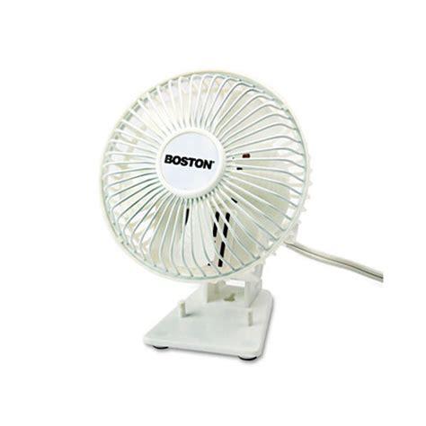 boston 4 inch two speed personal desk fan epi25970