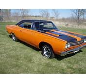 Plymouth Roadrunner 1969 3 4