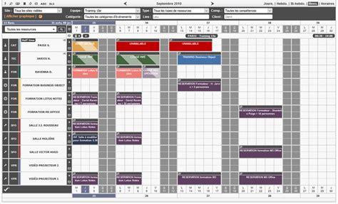 netside planning exemples de gestion de planning