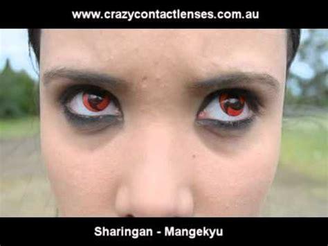 sharingan contact lenses mangekyu , naruto contact