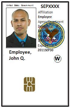 department of veterans affairs business cards image