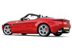 Alfa Romeo News 2015 New Alfa Romeo Spider Pictures Auto Express