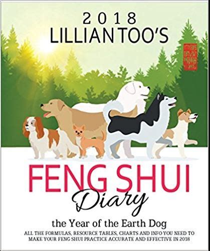 lillian fortune feng shui 2018 rooster books lillian s feng shui diary 2018