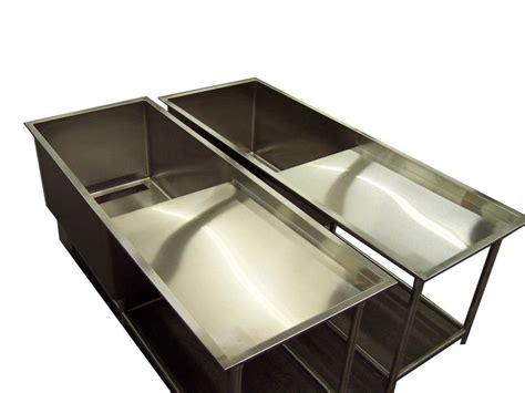 Metal Sink Stainless Steel Sinks Central Sheet Metal Fabricators Inc