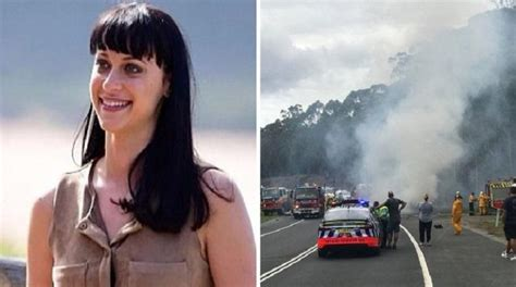 actress dies in car crash today jessica falkholt home and away star s sister dies in