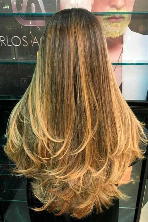 hsir layers riverside ca best 25 layered haircuts for long hair ideas on pinterest