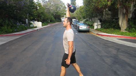 loaded carries  kettlebells strong  simple