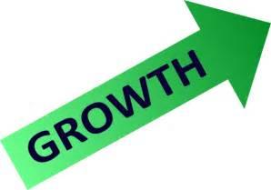 symbol of growth growth chart symbol clip art at clker com vector clip art online royalty free public domain