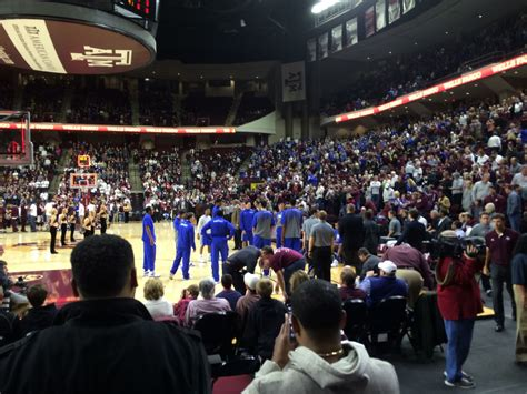 reed section reed arena section 128 rateyourseats com