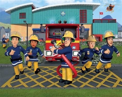 Wandtattoo Kinderzimmer Feuerwehrmann Sam by Wandtattoo Feuerwehrmann Sam Haus Ideen