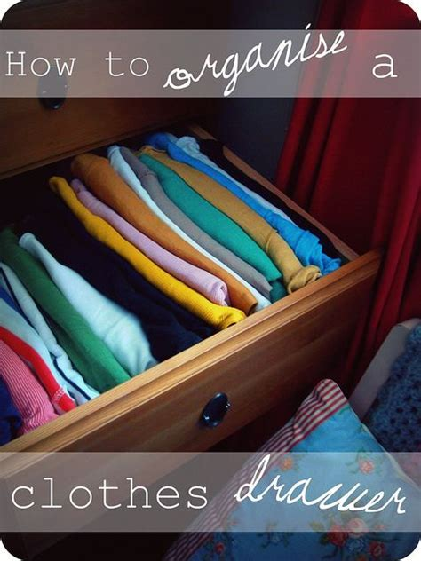 How To Organise Clothes Drawers by 17 Best Images About Stuff I Done On
