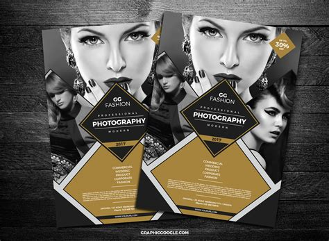 fashion flyers templates for free free fashion photography flyer design template