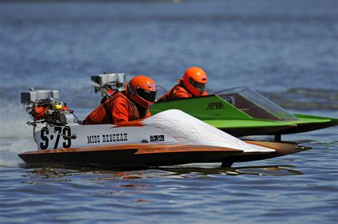 small boat race pro outboard american power boat association