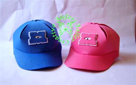 como hacer gorras de fomix del cars como hacer gorras de fomi pin de yudy rocio en gorras