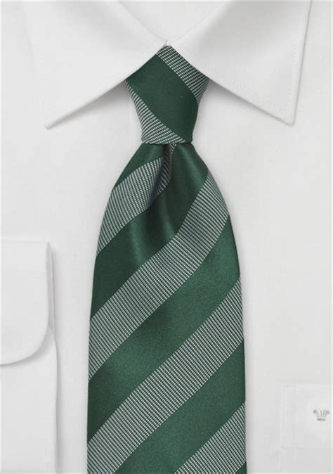 muted green muted green striped tie