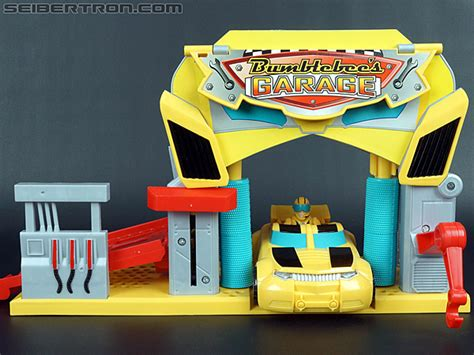 Bumblebee Garage bumblebee rescue garage transformers rescue bots gallery page 1