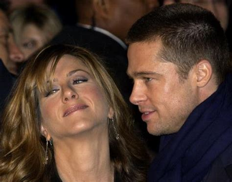 Aniston Second Nose For More Baby by Brad Pitt Top Rumor Of 2017 Quot Second Chance Quot With