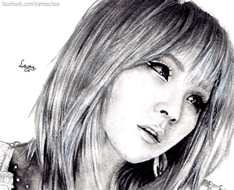 Kpop Drawing by Kpop Fanart