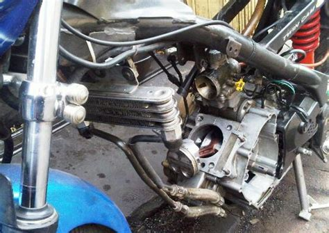 Bore Up Satria Fu Racing Bore Up Suzuki Satria Fu 200cc R A T Racing