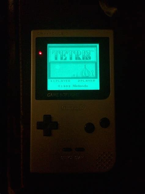 game boy mod box video behold the sheer majesty of the backlit and