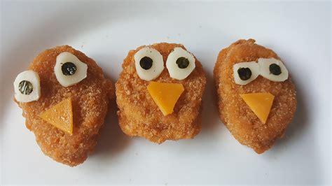 Nugget Animal So animal themed bento box idea with tyson