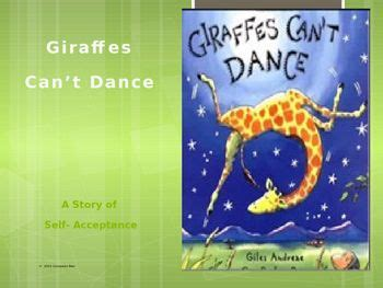 giraffes cant dance b018h9jvsc based upon the book quot giraffes can t dance quot by giles andreae this is a story about a giraffe