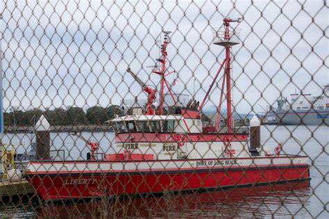 long beach fireboat vigilance california fire boats