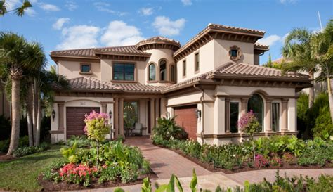 contemporary luxury mediterranean villa home design