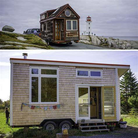 journey house nova scotia full moon shelters salty hikes tiny house