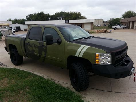 hunting truck for camo truck