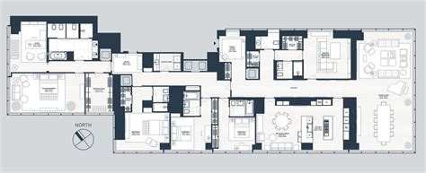 one57 floor plans one57 157 west 57th luxury condos manhattan scout
