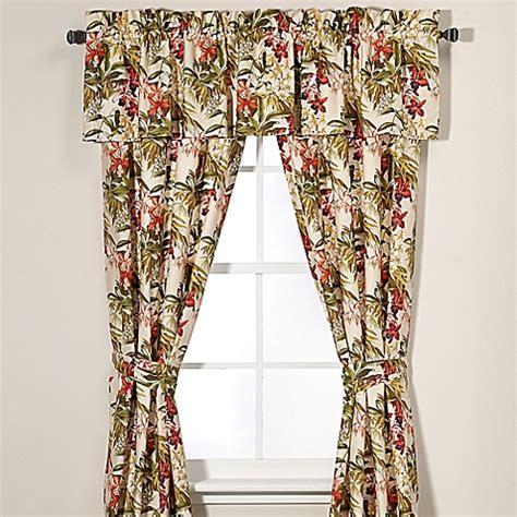 tommy bahama curtains drapes tommy bahama 174 daintree tropic window curtain panel pair