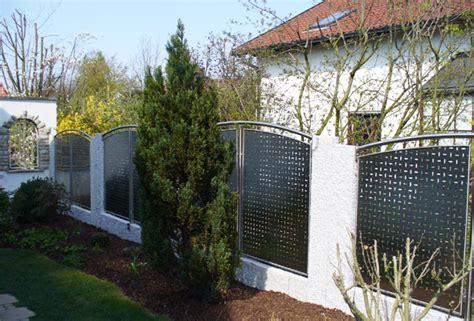Garten Fußballtor by Naturstein Design Zaun