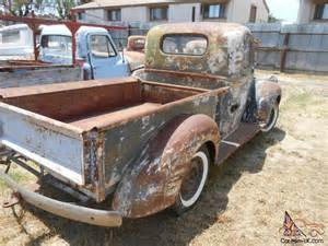 1946 Chevrolet Truck Parts Chevrolet 1946 Up Truck