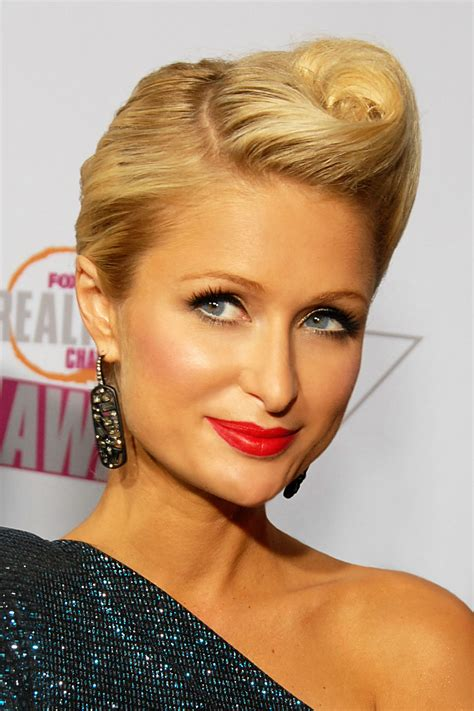 what nationalitiesare known for wiry hair paris hilton wikipedia