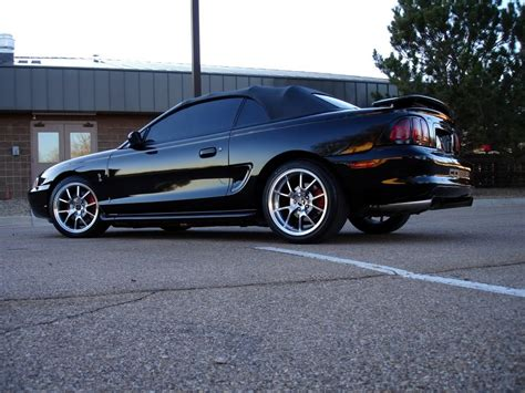 1996 ford mustang rims ldc2335 s 1996 ford mustang in clovis nm