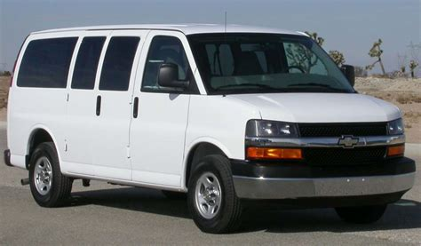 Chevrolet Express Wikipedia