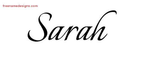 tattoo name sarah pin name sara tattoo tattoos designs get your free on