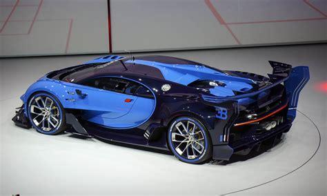 bugatti experience bugatti vision gran turismo automotive content experience