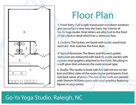Yoga Studio Floor Plan | yoga studio floor plan yoga massage studio pinterest