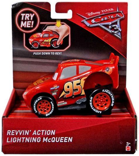 Cars 3 Revvin Jackson disney cars cars 3 revvin lighting mcqueen vehicle mattel toys toywiz