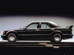 The Mercedes This Is How The Mercedes 190e Took The Saloon Fight