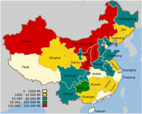 the specter of global china politics labor and foreign investment in africa books file map of china coal resources svg